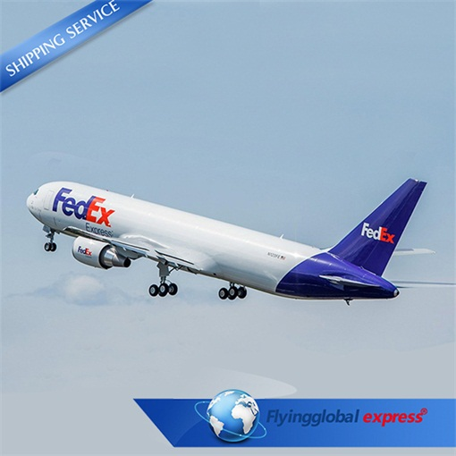 DHL Fedex global logistics freight services to USA