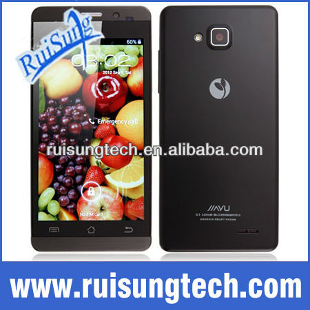 JIAYU G3S Smartphone MTK6589 Quad Core Android 4.2 4.5 Inch IPS Gorillla Glass Screen- Black