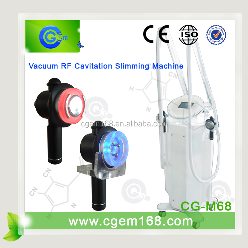 CG-M68 Perfect Professional 2 in 1 vacuum therapy slimming equipment for body shape