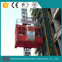 China Factory SC200/200 building construction elevator