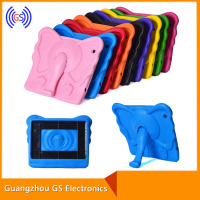 2015 Hot Selling EVA Foam for iPad 2 3 4 Case for Kids Desk Stand