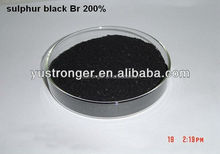 Factory Price Solubilised Sulphur Black