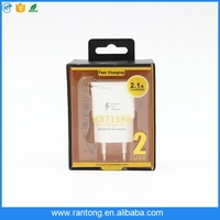 high quality dual usb port for samsung wall charger fast