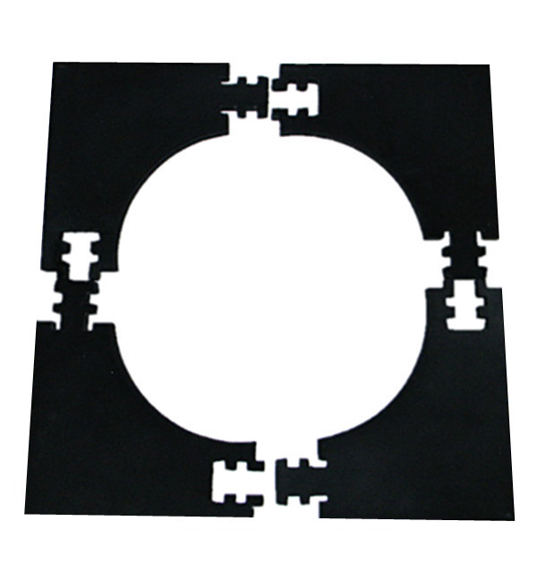 Square EVA Dartboard Surround/ Protector, logo can be print
