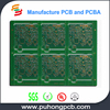 UL Certificated single side pcb manual pcb assembly line