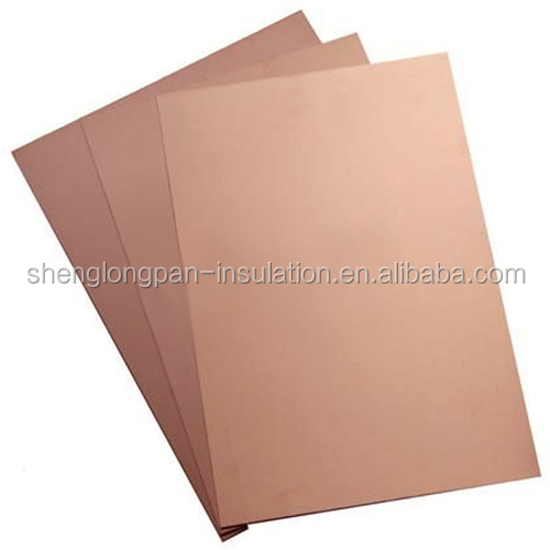 High performance fiberglass copper clad laminate fr4 insulation sheet