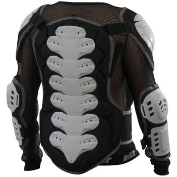 Dominator protective lightweight body armor