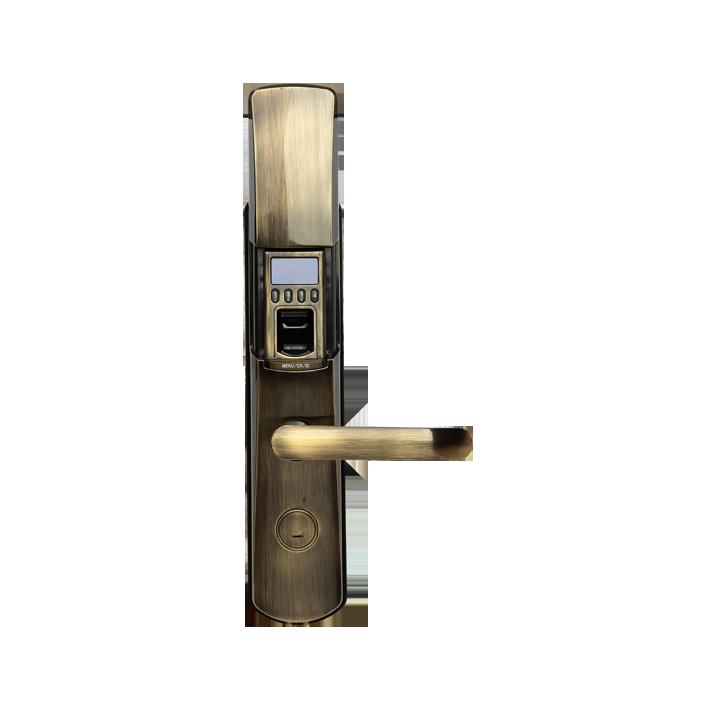 haute qualit s curit intelligente biom trique cylindre de serrure empreintes digitales serrure. Black Bedroom Furniture Sets. Home Design Ideas