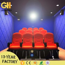 Commercail use amusement rider 8D cinema 7D simulator 5D movies for Egypt