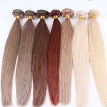 Virgin extensions real hair unprocessed 8 to 30 inch clip in remy human hair