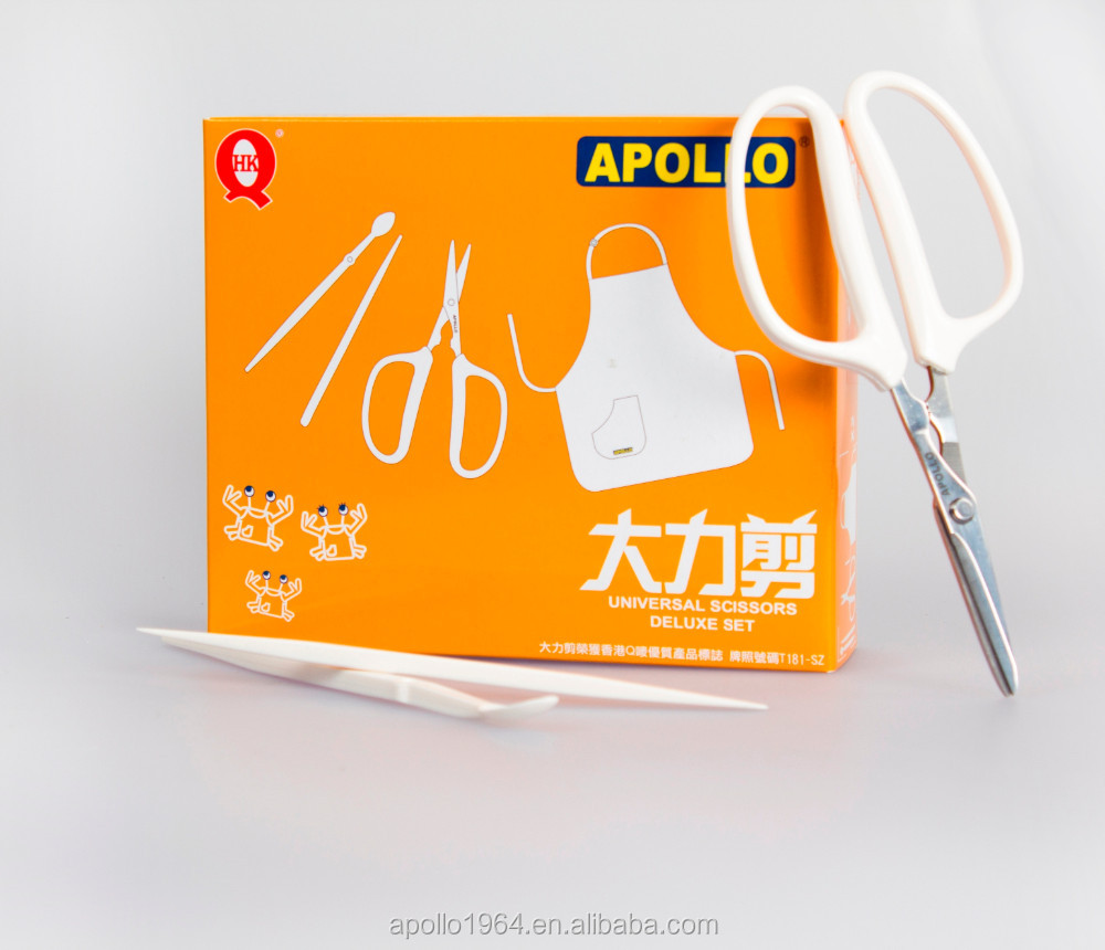 Apollo Universal Scissors Deluxe Set