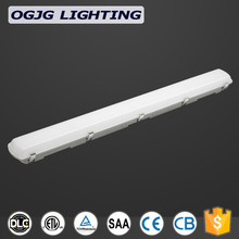 Interior tri-proof LED Linear Lighting fixture Waterproof LED Ceiling Light