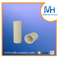 corrosion resistant alumina ceramic tube come from china supply