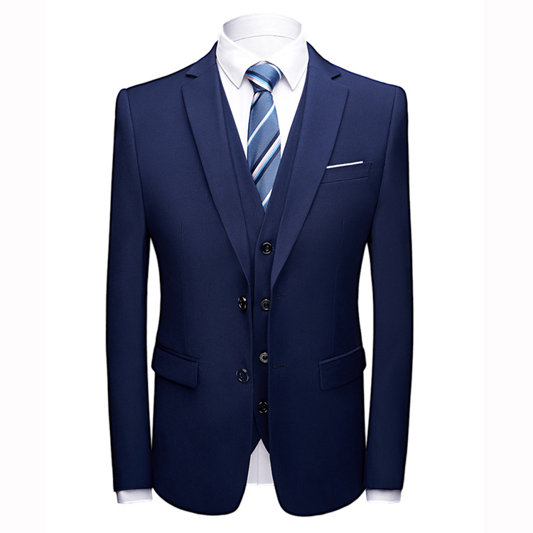 Wholesale Quality Cheap Readymade In Stock Business Hotel Office Men Suits