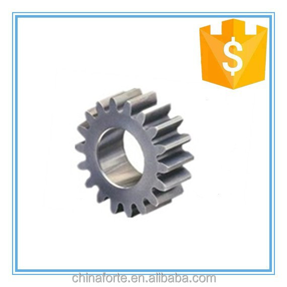 hot selling products cast parts metal custom gears paper shredder parts gears