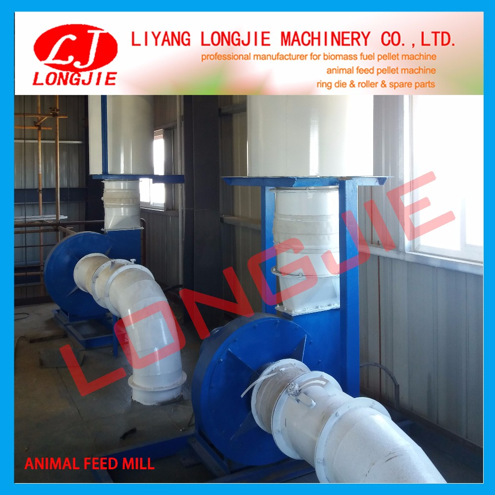Reasonable price automatic animal feed pellet machine