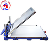 SPE6252 Big Pallet Silk Screen Printing