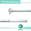 Grade 1 UL Listed Security Device Fire Rated Panic Exit Door Lock, TW1A-UL500S RRD Lock