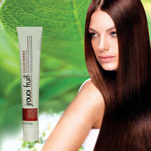 JROUOI FRUIT cream mask hair colour hair dye