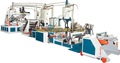 Price thermoforming machine PET three layer plastic sheet extruder line