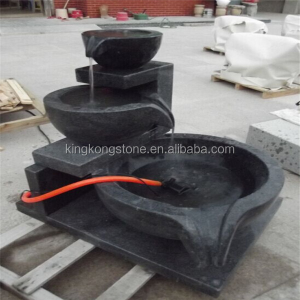 Good quality and low price garden stone water fountain
