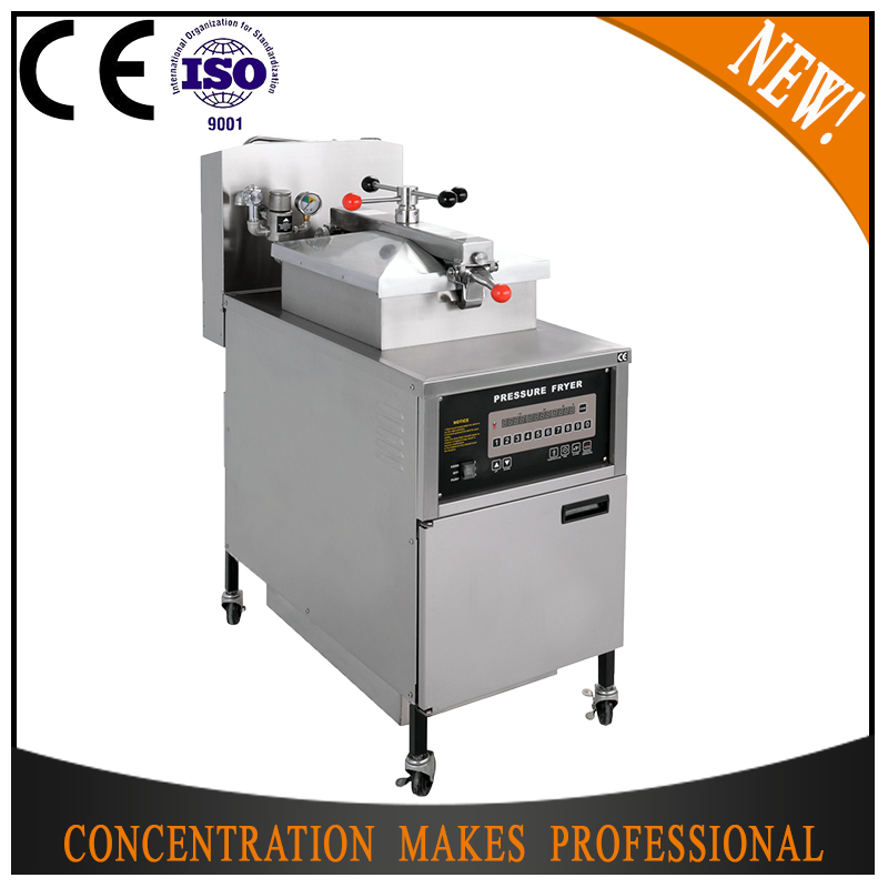 PFE-600 high quality CE ISO automatic commercial tempura chicken wing fryer