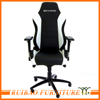 Luxury Leather Rotating Recliner Chair Swivel Office Chair with heat seats