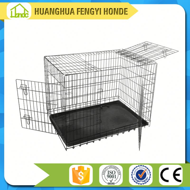 North America Market Easy To Use Backyard Metal Dog Cage Sale