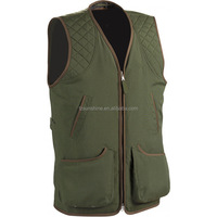 Tactical Quilted Water Repellent Man Vest for hunting