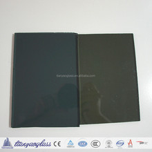 5mm Black tinted float glass export to africa