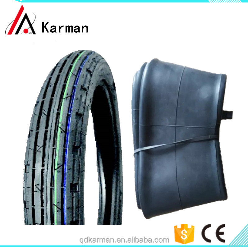 Chinese Motorcycle inner tube & tire 2.50-17 2.50-18 2.75-17 2.75-18