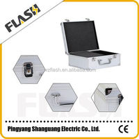Silver Color High Quantity Useful Customized Aluminum Tool Box