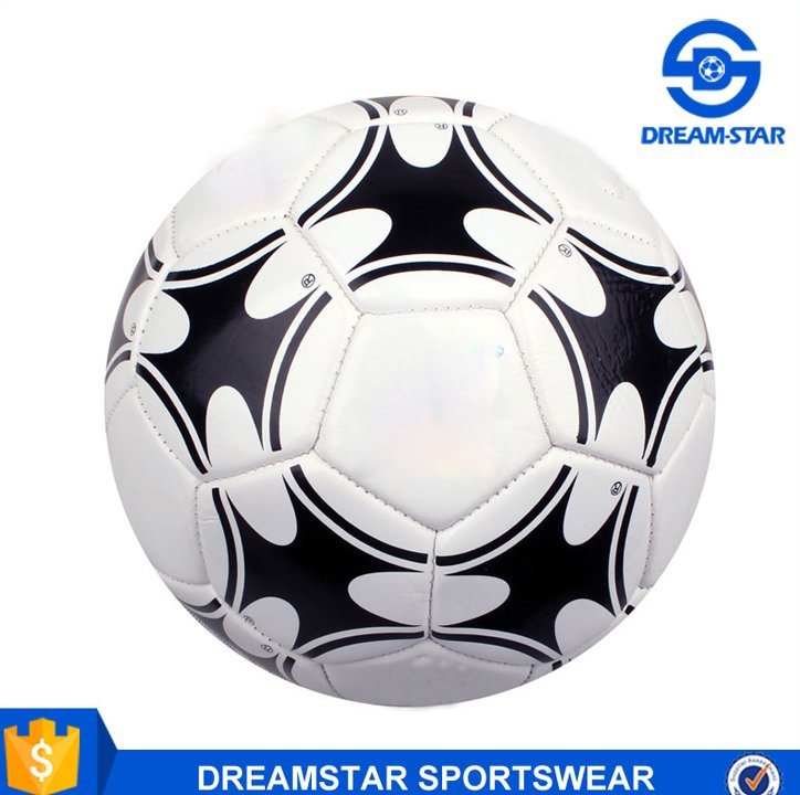 Best Quality Personalized Rubber Bladder Solid Color Cheap Soccer Ball
