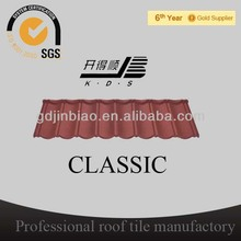 solar roof tiles metal tile stone coated steel roofing tile