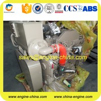 CCS/IMO/BV/ABS approved Cummins diesel marine engine for fishing boat
