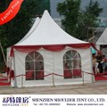 2013 Popular square pagoda tent for outdoor party