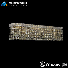 Zhongshan made in China crystal balls cheap crystal wall lamp