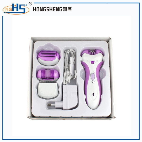 Perfect Design4 in 1 Wet Dry Women Lady Shaver Trimmer Hair Removal Epilator Callus Remover