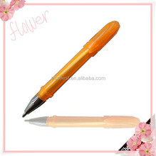TP-20 custom logo plastic promotion ballpoint pen/short/Mini biro for logo