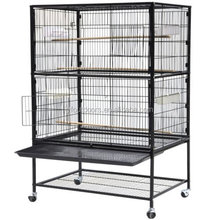 Big wire cages for bird parrot indoor and outdoor for sale
