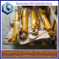 High quality PC410 PC450 PC450-7 PC450LC-7 PC450LC-8 PC450-8 excavator hydraulic oil arm boom bucket cylinders for komatsu