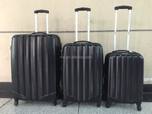ABS PC TROLLEY LUGGAGE SET 3PCS