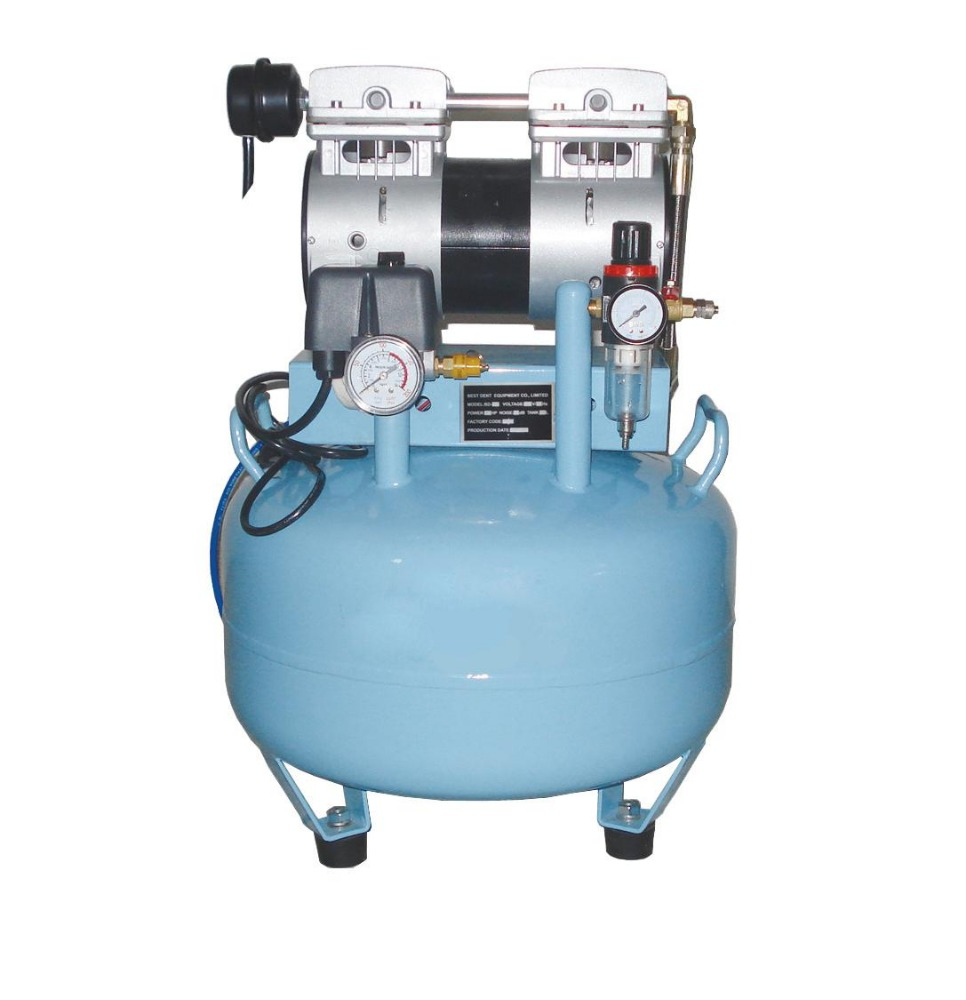 Dental Oil Free Silent Air Compressor with Excellent Regulator and Air Filter BD <strong>101</strong>