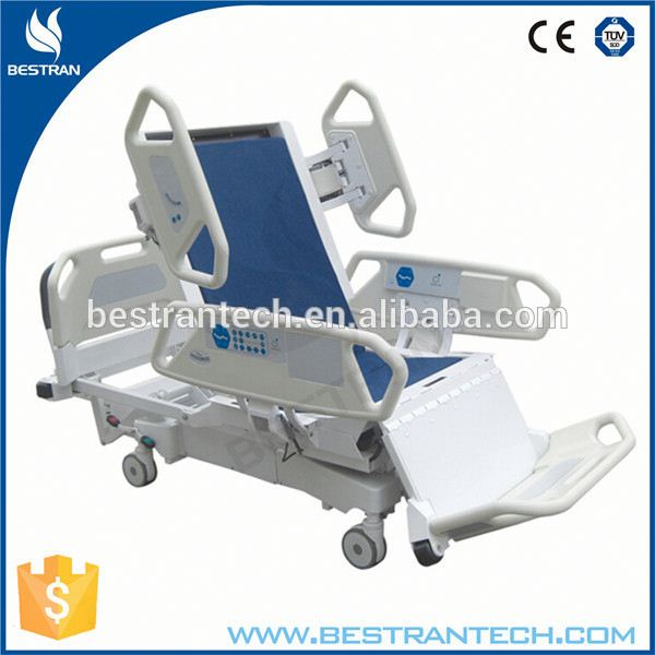 China BT-AE029 Chair position 8 Function electric hospital ICU bed icu beds healthy recovery electric nursing bed
