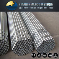 Galvanized steel pipe trading company with best price for overstock