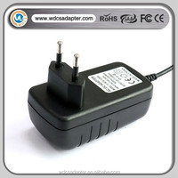CE ROHS FCC Certification UK USA plug 12v 1a 12v 1.5a 12v 2a ac adapter,travel adapter