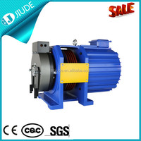 Small/Roomless Low Price Gearless Traction Machine