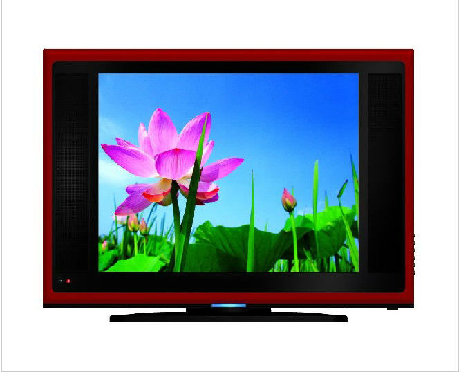 21inch ultra slim crt tv with revolving base
