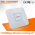 Good Quality COMFAST Wireless Ceiling AP CF-E380AC 1750Mbps Dual Band 802.11AC Access Point WiFi