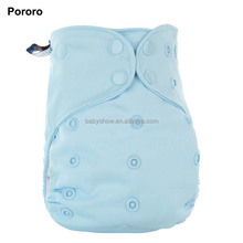 hot sale printed AIO baby cloth diaper baby diapers in korea